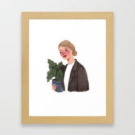 Antonieta Framed Art Print