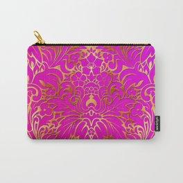 Odyssey Mandala Purple Pizzazz Backdrop Carry-All Pouch