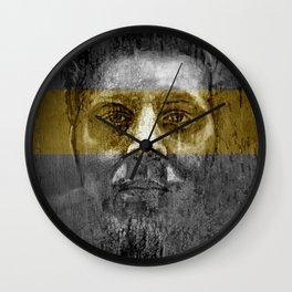 Rosario - Urban Art Wall Clock