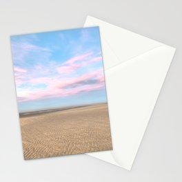 Sparse Beach Stationery Cards