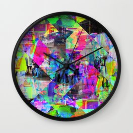 For when the segmentation resounds, abundantly. 02 Wall Clock