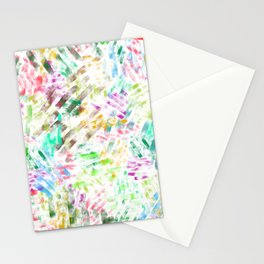 watercolour line Stationery Cards