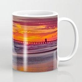 HB Sunsets  7/13/15   Huntington Beach, CA Coffee Mug