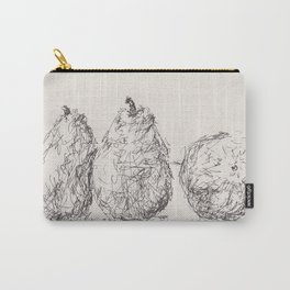 Three Buddies Carry-All Pouch