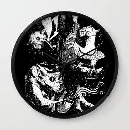 Children of the Night Wall Clock