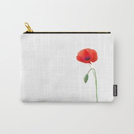 Poppy n.1 Carry-All Pouch