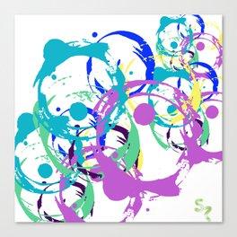 Little Bear Canvas Print
