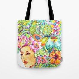 Dreams of Paradise Tote Bag