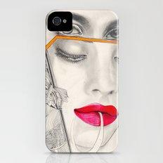 I Believe in Beauty 3 Slim Case iPhone (4, 4s)