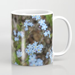 Copious Forget-Me-Nots Coffee Mug