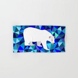 Rider of Icebergs Hand & Bath Towel