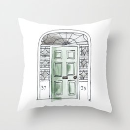 richmond street Throw Pillow