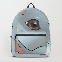 2D Rabbit Backpack