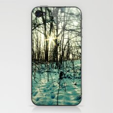 It's In The Trees iPhone & iPod Skin