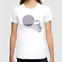 swan queen T-shirts featuring swan by morgan kendall