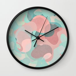 Caouflage XVI Wall Clock