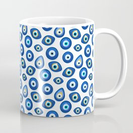 Evil Eye Talisman Coffee Mug