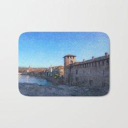 Medieval Castle Bath Mat