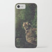 bad wolf iPhone & iPod Cases featuring Bad Wolf by Monster Brand