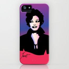 Janet Jackson - Janet - Pop Art iPhone Case