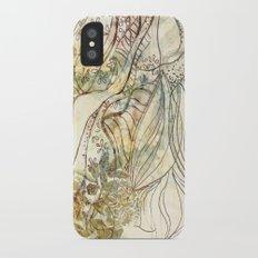 sonho dourado iPhone X Slim Case