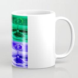 Pop Art Water Drops 1 Coffee Mug