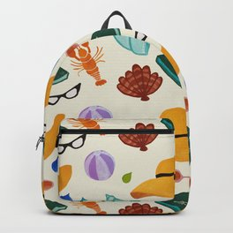 In love with summer! Backpack
