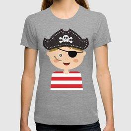 Pirat Costumed Kids T-shirt