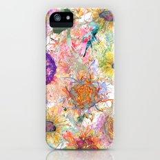 Flower Child iPhone (5, 5s) Slim Case