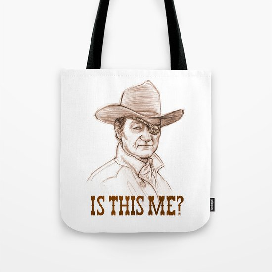 Is This Me? Tote Bag