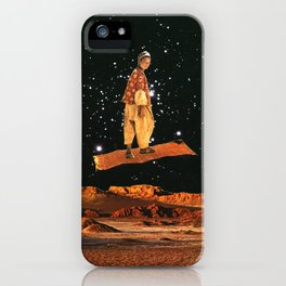In Light Of Near Expression iPhone Case