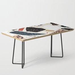 Modern Terrazzo Collage 01 Coffee Table