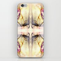fairy iPhone & iPod Skins featuring Fairy by CrismanArt
