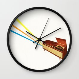 Broadcast Wall Clock