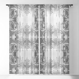 Time Sheer Curtain