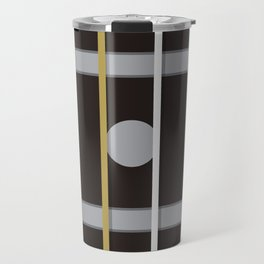 Guitar Neck Fretboard - Music Travel Mug