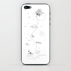 by the stars iPhone & iPod Skin