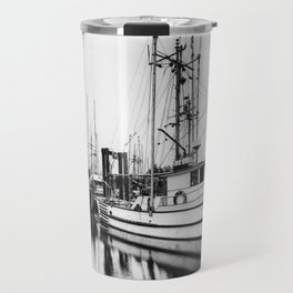 Ucluelte Harbour - Vancouver Island BC Travel Mug