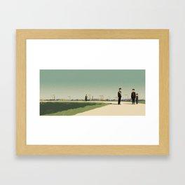 Good Morning 2 Framed Art Print