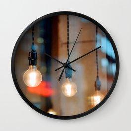 City Light Wall Clock