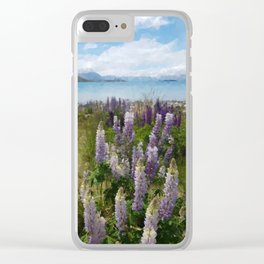 The Nature Clear iPhone Case