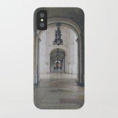 Terreiro do Paço. Lisbon, Portugal. iPhone X Slim Case