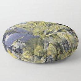 Solar Plexus Chakra Floor Pillow