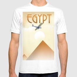 Egypt Travel poster T-shirt