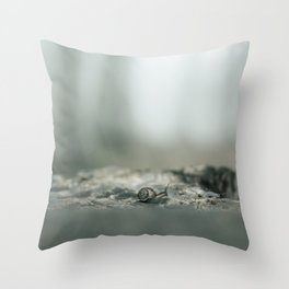 Always at Home Throw Pillow