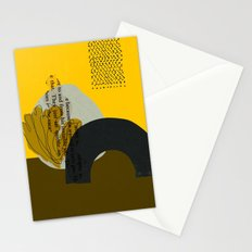Sand Stationery Cards