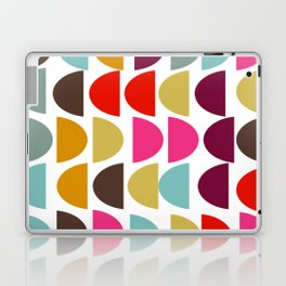 Geometric in Bright Fall Colors Laptop & iPad Skin