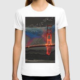 Giant Whale Music T-shirt