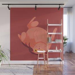 Ginger Chonk Wall Mural