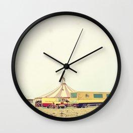 CIRCUS RENZ _2 Wall Clock
